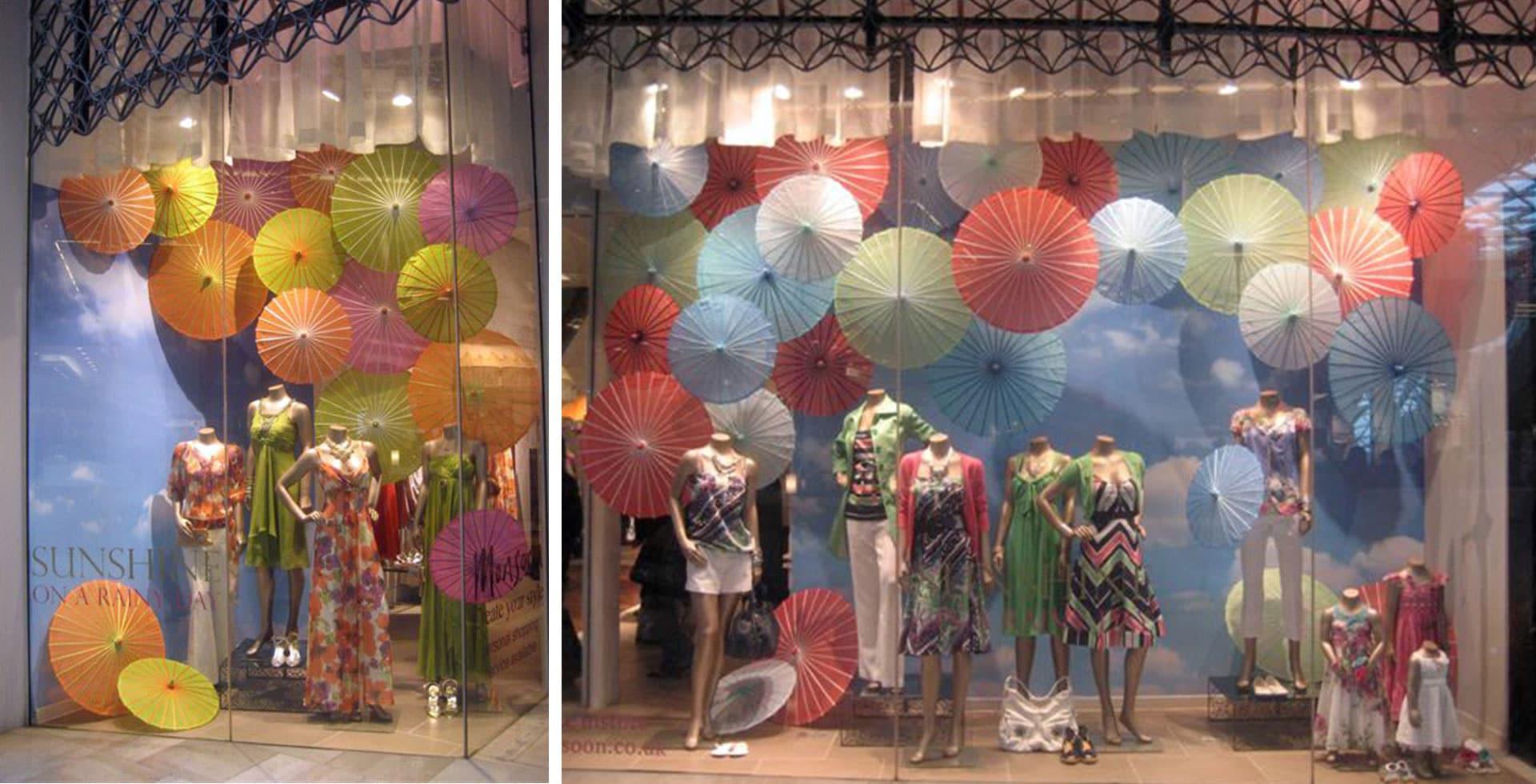 Monsoon parasol windows