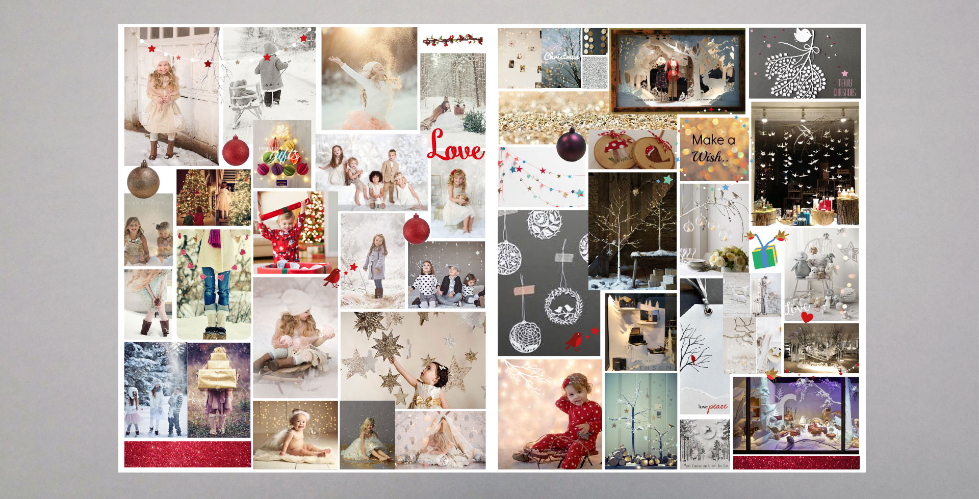 Mothercare ELC Christmas Photography ideas