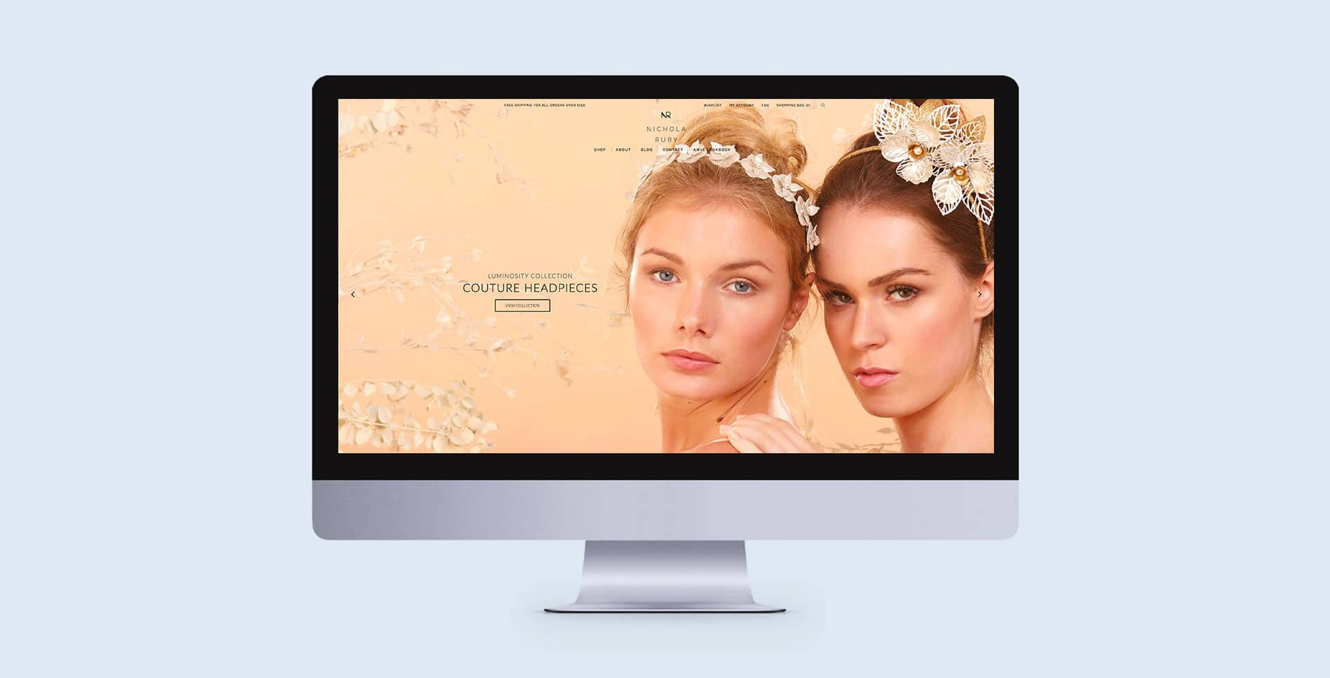 Nichola Ruby Homepage