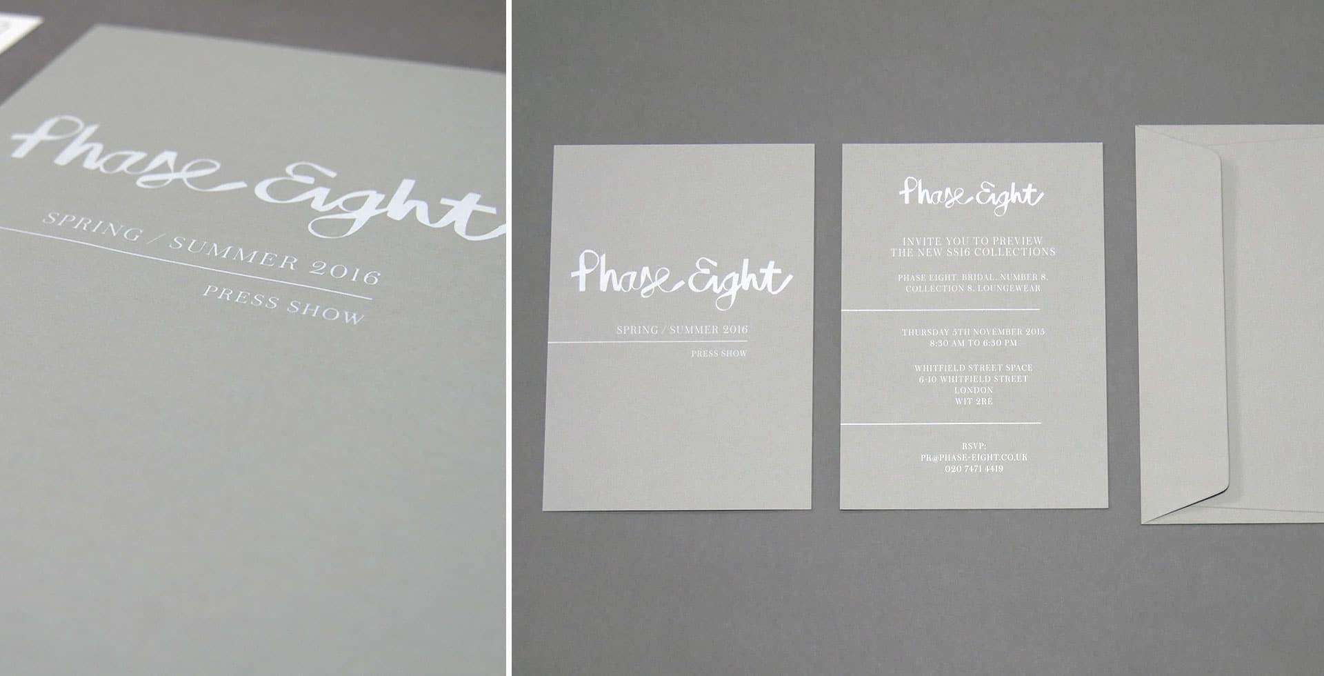 Phase Eight Invite