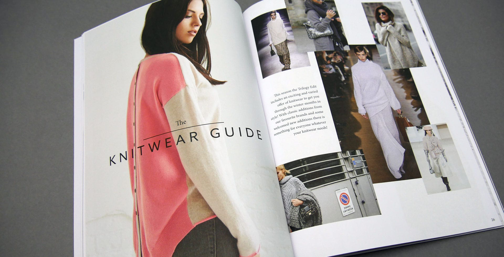 Trilogy Knitwear