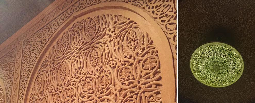 Riad Patterns