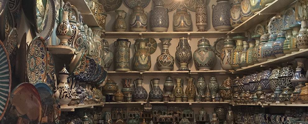 Souk Pottery