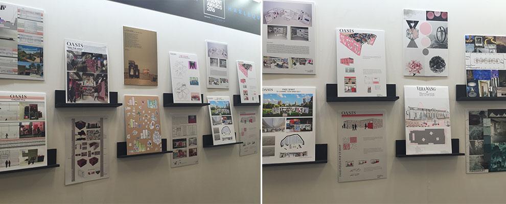Student Award designs