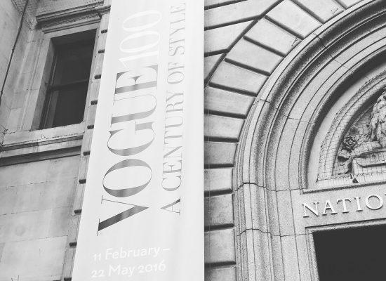 Vogue 100 Exhibition