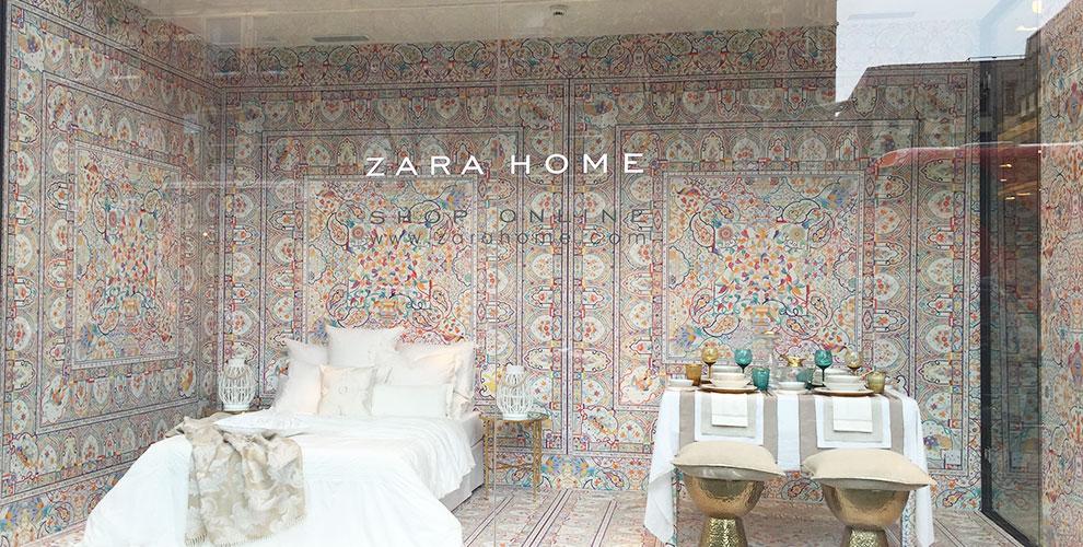 Zara Home window
